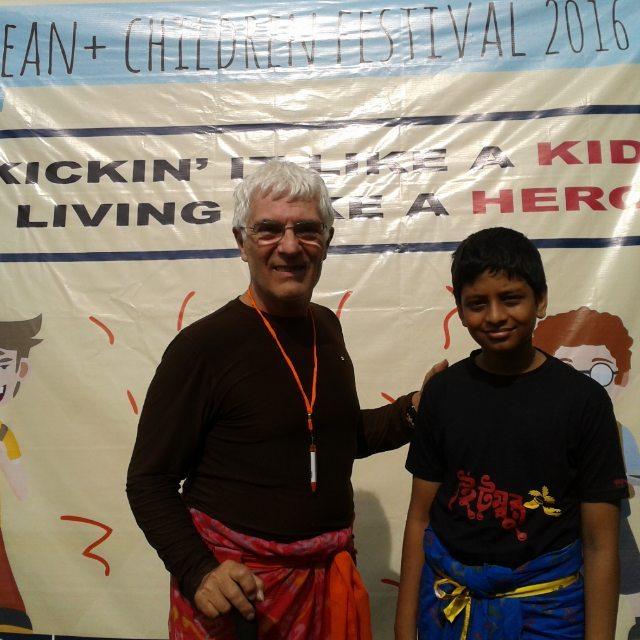 ASEAN + Children Festival 2016